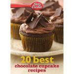 【预订】Betty Crocker 20 Best Chocolate Cupcake Recipes