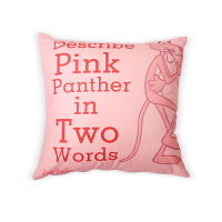 北欧网红卡通少女心可爱正方形抱枕套不含芯客厅沙发靠垫靠枕
