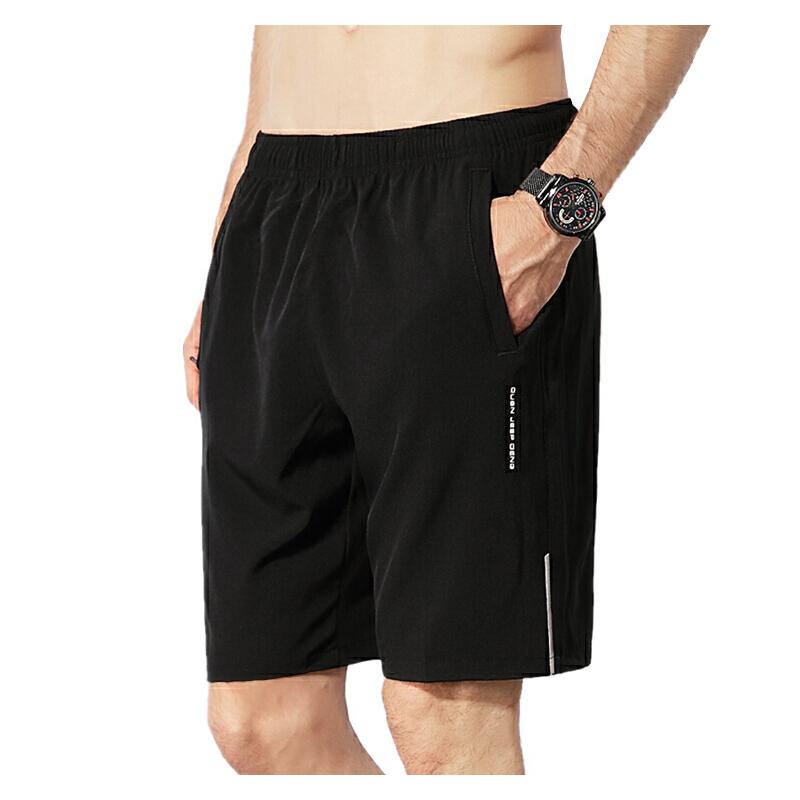 运动短裤男跑步健身夏季休闲五分裤薄款速干宽松大码训练篮球短裤 发货周期:一般在付款后2-90天左右发货,具体发货时间请以与客服协商的时间为准