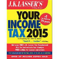 【预订】J.K. Lasser's Your Income Tax 2015: For Preparing Your