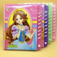 韩国学生创意日记本儿童密码本可爱带锁笔记本学生奖品密码本64K