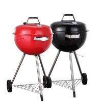 木炭烧烤架家用庭院花园别墅烤肉炉大苹果烧烤炉户外5人以上