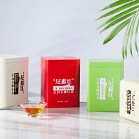 元正茶业元正尼惠红正山小种红茶特级茶叶罐装武夷山组合装400g