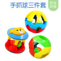 宝宝玩具幼儿童婴儿玩具手摇铃摇摇鼓3-6-12个月早教0-1一岁抖音