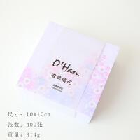 可撕400张便签 韩国可爱学生用小清新便利贴纸日本模型留言小本子