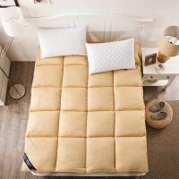 羽丝绒加厚床垫1.5米1.8m床榻榻米折叠单人床褥子学生宿舍垫