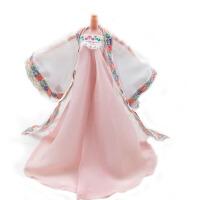中国古装芭芘娃娃衣服民族古代仙女公主服饰配件精美饰品满 只是卖衣服满30元