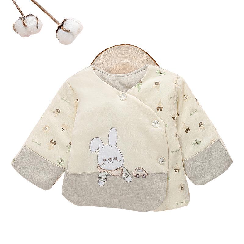 婴儿衣服纯棉内衣冬新生儿宝宝赠品 婴儿款 59CM