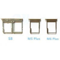 适用金立S8 Sim卡托M5Plus SD卡槽M6Plus内存卡托M5 S6 M6Plus M5 SD卡托