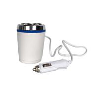 车载点烟器3.1A带USB充电器 一拖二点烟器汽车用品