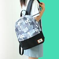书包女高中大学生双肩包女学院风背包电脑包