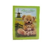 艾尚美 熊熊家族系列 4D100张简装相册 1103N-1