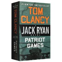 爱国者游戏 英文原版 军事小说 Patriot Games Tom Clancy 汤姆克兰西 Jack Ryan 杰克