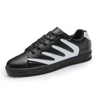 欧洲站男鞋大码45原宿风潮牌鞋子男板鞋秋季加大46休闲运动鞋潮流