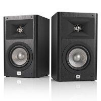 JBL studio 230BK家庭影院5.1jbl书架音箱发烧电视客厅hifi音响