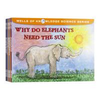 妙想科学系列6册套装 英文原版 儿童英语绘本 Wells of Knowledge Science Series 英文版原版书籍 进口英语科学知识图画故事书