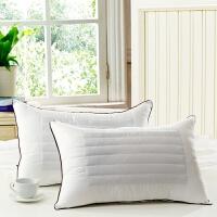 加高加厚枕头单人学生椎枕心枕芯荞麦两用枕家用
