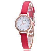 韩版潮流时尚学生女士手表女款细带时装水钻皮带手表淑女表