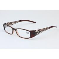 老花镜板材方形舒适眼镜男款女款时尚阅读眼镜qg.