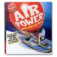 Air Power: Rocket Science Made Simple 空气动力:气球纸模型
