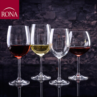 RONA 原装进口嘎纳葡萄酒杯 高脚杯 红酒杯 4种容量2只装