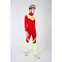 大道速滑服 长袖连体轮滑服 短道速滑运动服 运动健身潜水服