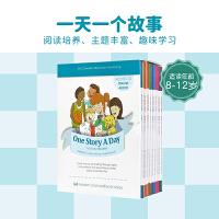 【全场300减100】(新版)One Story A Day 天天故事会 儿童小学版365个英文故事原版 扫码听阅 12