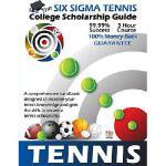 【预订】Six SIGMA Tennis: College Scholarship Guide
