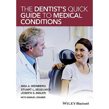 【预订】The Dentist's Quick Guide to Medical Conditions 9781118710111 美国库房发货,通常付款后3-5周到货!