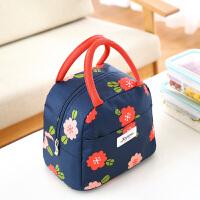 手提饭盒袋子便当包手提包男女带饭手提袋大号加厚午餐包