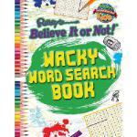 【预订】Ripley: Wacky Word Search Book