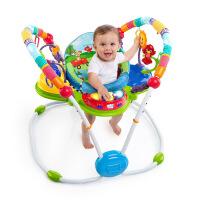 ?美国baby einstein婴儿健身架弹跳椅跳跳椅3-6-12-18个月早教玩具 BABYEINSTEIN美国跳跳