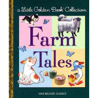 Little Golden Book Collection: Farm Tales (Little Golden Bo