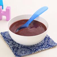澳大利亚小卷毛牌红豆紫薯苹果蔬果泥宝宝辅食果泥蔬菜泥120g6月+
