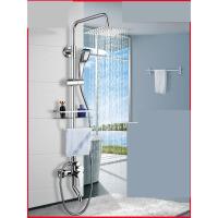 淋浴花洒套装全铜沐浴洗澡神器淋浴器淋雨喷头卫浴室增压家用4bz