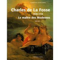 法国肖像画家德拉佛斯 Charles de La Fosse 1636-1716(全2册)