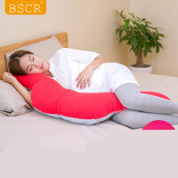 孕妇枕托腹U型枕睡觉枕靠枕侧卧枕孕妇护腰侧睡枕