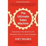 【预订】The Ultimate Sales Machine: Turbocharge Your Business w