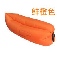 户外便携式可折叠充气沙发懒人空气沙发床垫防水防潮双层加厚坐垫