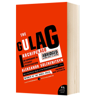 古拉格群岛 英文原版书 The Gulag Archipelago 民族的良心文化的使者 诺贝尔文学奖 索尔仁尼琴 英