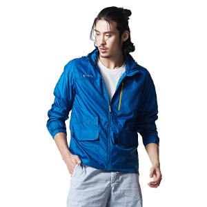 AIRTEX亚特防晒透气登山旅行休闲男式皮肤风衣