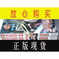 【二手旧书9成新】【正版现货】漫画:死神BLEACH (1 -7册)