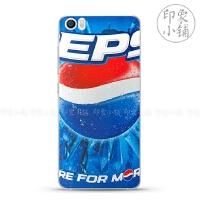 小米note/4s/小米5/5s手机壳保护套硅胶防摔意可乐饮料水夏日