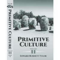 Primitive Culture, Volume II (【按需印刷】)
