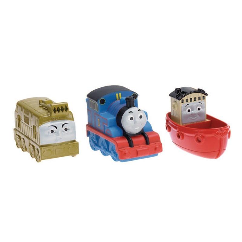 托马斯小火车套装洗浴玩水火车1-3岁儿童宝宝洗澡戏水玩具 抖音