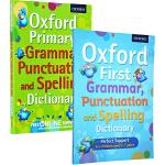 (198减40)牛津英语词典 Oxford First/Primary Grammar Punctuation and