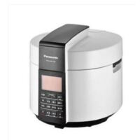 Panasonic 松下 SR-PNG501 智能电压力锅 2.0气压 5升白黑色 多重安全保护