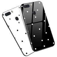 oppor15手机壳R15梦镜版oppoR15X手机壳K1钢化玻璃壳硅胶李现同款