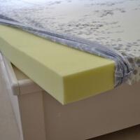 海绵床垫 软硬适中 海绵垫子 高密度海绵 1米5 1米