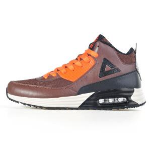 Peak/匹克 冬季男款 防滑耐磨时尚休闲高帮运动休闲鞋E54207E